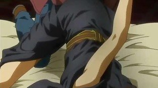 Gay anime boy getting his anal torn up and fisted