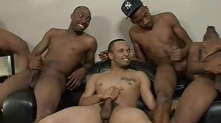 Thick black cocks in tight assholes
