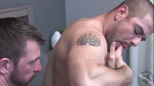Drilling each others meaty asses raw