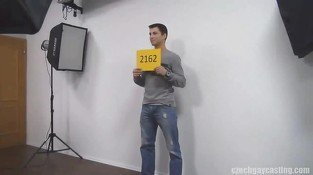 CZECH GAY CASTING  JAKUB (2162)