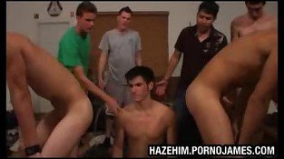 College guys first gay sex